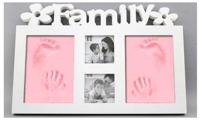 inkless baby footprint kit